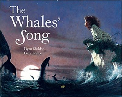 Nature books - The Whales' Song