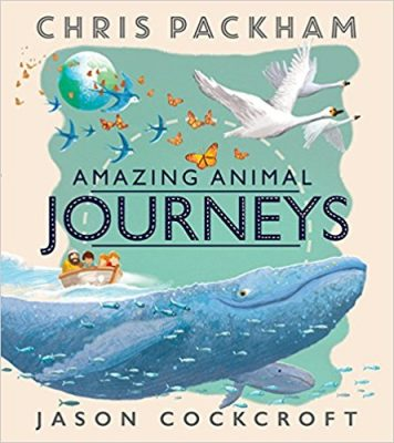 Nature books - Amazing Animal Journeys