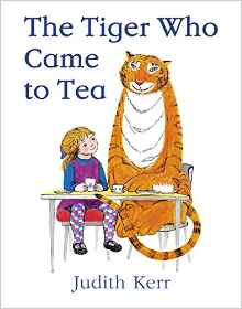Nature books - The Tiger Who Came to Tea